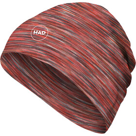HAD Merino Bonnet, multi red